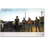 Supersuckers w/  68 Charger Poster