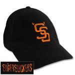 Supersuckers Team Logo Fitted Cap