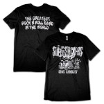 Supersuckers Gone Gamblin' T-Shirt