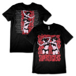 Supersuckers Girls Dancing Date Back T-Shirt
