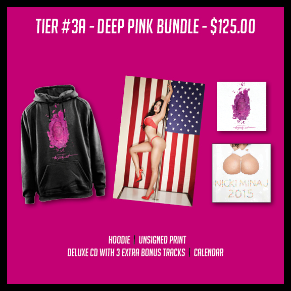 Deep Pink Bundle