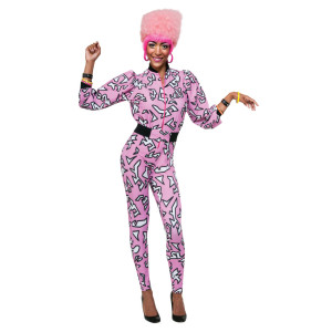 Nicki Minaj Pink Suit Costume