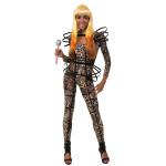 Nicki Minaj Leopard Suit Costume