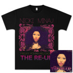 Nicki Minaj The Re-Up Silver Bundle