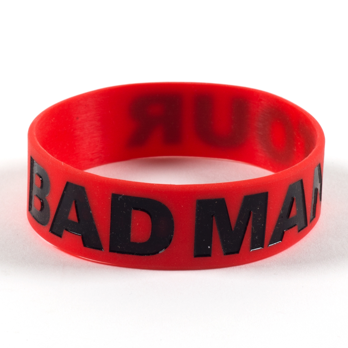 The Bad Man Tour Rubber Bracelet