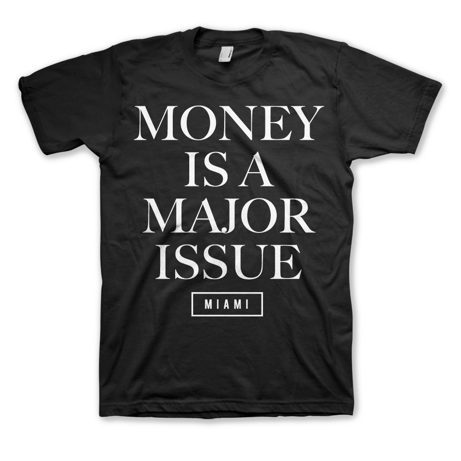 PITBULL Money PTBL T-Shirt