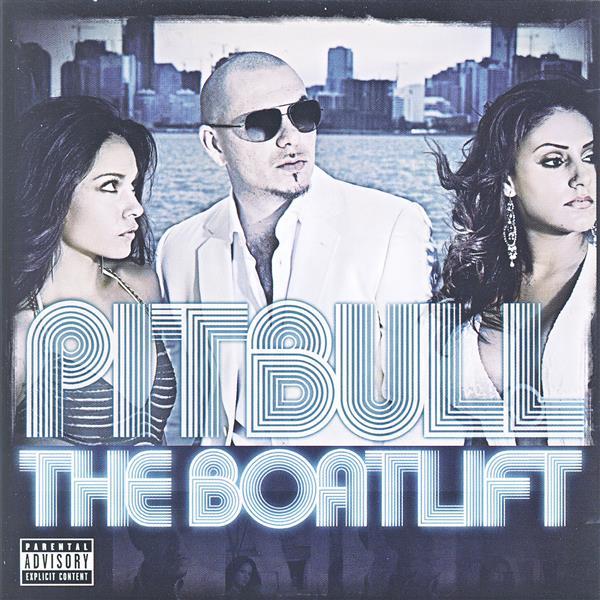 Pitbull - The Boatlift MP3
