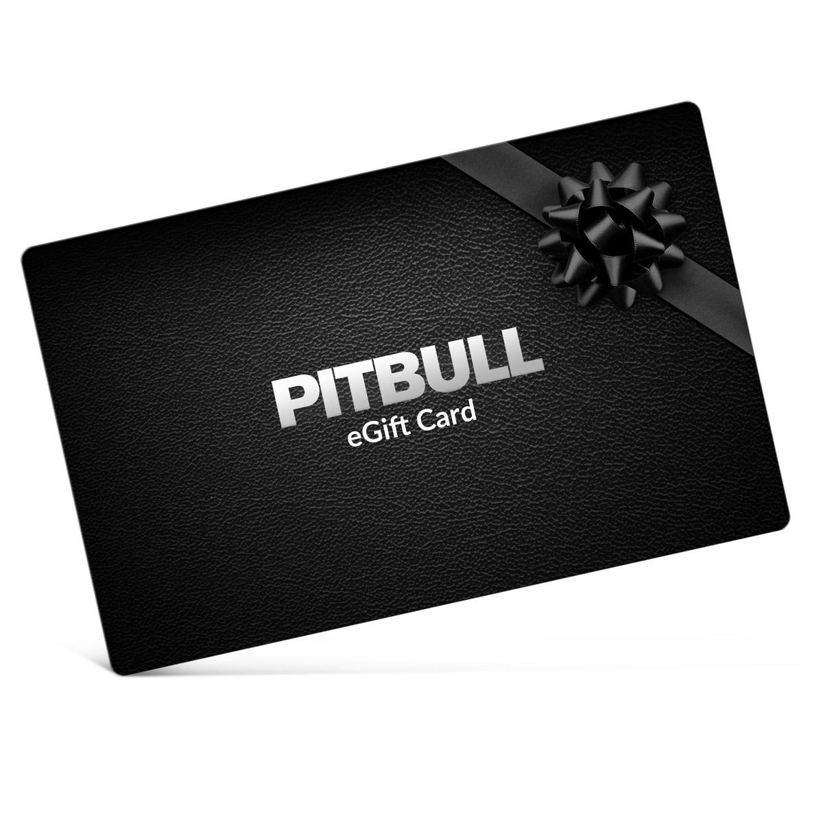 PITBULL eGift Card