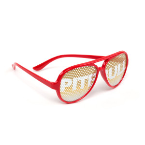 Red Logo Sunglasses