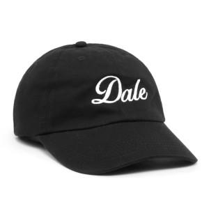 Dale Dad Hat - Black