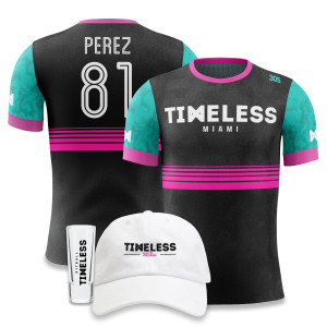 Live & Timeless Merch Bundle