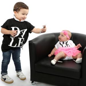 PITBULL Dale Kids T-Shirt