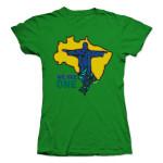 PITBULL WE ARE ONE Women's T-Shirt - Green