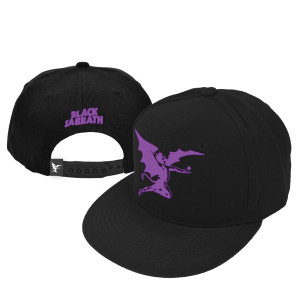 Black Sabbath NEW ERA© Logo Hat