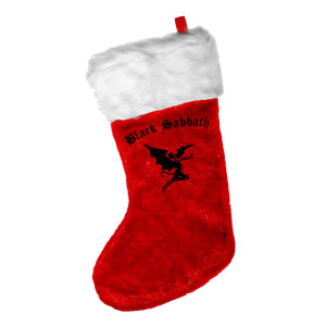 Black Sabbath Logo Stocking