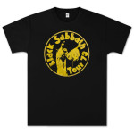 Black Sabbath Tour 73 Circle T-Shirt
