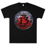 Black Sabbath Circle 13 T-Shirt