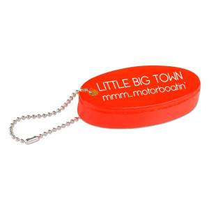 Little Big Town Floating Keychain