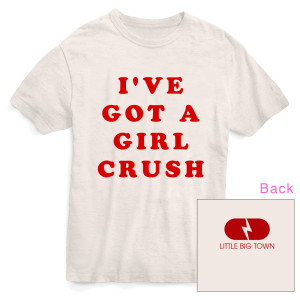 Girl Crush T-shirt