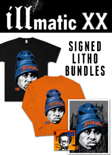 Signed Litho Bundles