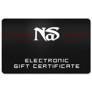 Nas Electronic Gift Certificate