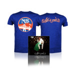Nas - Life Is Good CD/T-Shirt Bundle