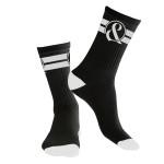 OM&M Logo Socks