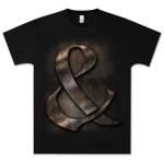Of Mice & Men Iron Ampersand T-Shirt