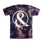 OM&M Tie Dye Ampersand T-Shirt