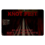 Knotfest Electronic Gift Certificate