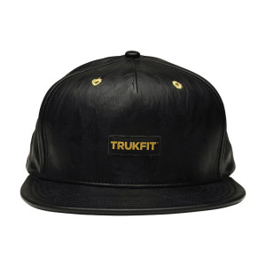 Trukfit Classic Leather Snapback