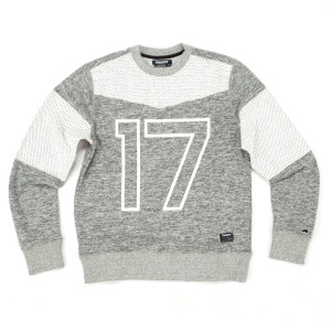 Trukfit High D Crewneck
