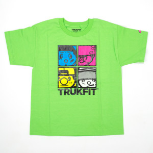 Trukfit Boys The Crew T-Shirt
