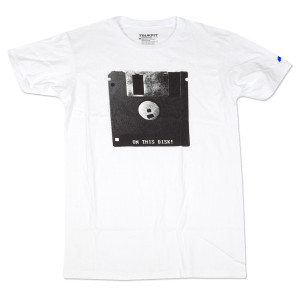Trukfit On the Disk T-Shirt