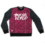 Trukfit Truk Da World Crew Sweatshirt