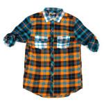 Trukfit Blocked Plaid Shirt