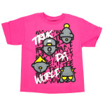 Trukfit Boys Truk Da World T-Shirt