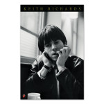 Rolling Stones Keith Poster