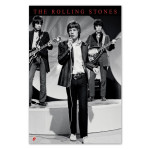 Rolling Stones Stage Poster