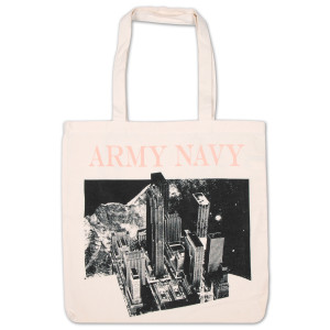Army Navy Tote Bag