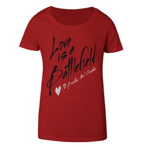 Battlefield Ladies Scoopneck tee