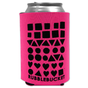 Rubblebucket Koozie