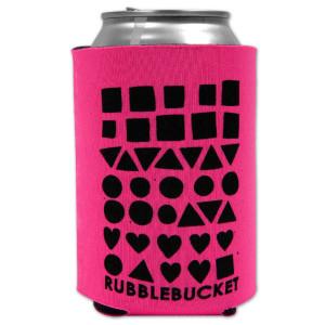 Rubblebucket Koozie