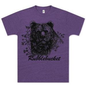 Rubblebucket Bear T-Shirt