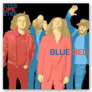 Blue Red Digital Download