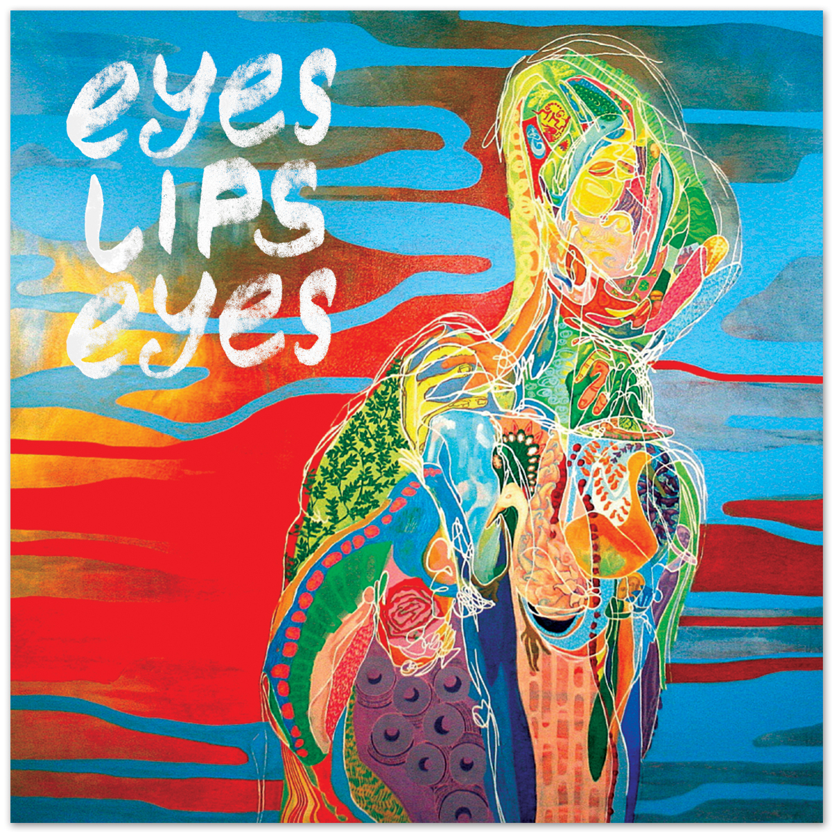 Eyes Lips Eyes What You Want (If You Want It) EP Digital Download