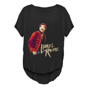 Lionel Richie Glitter Graphic Jrs. Tee