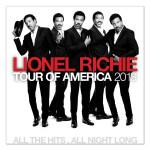 Lionel Richie 2013 US Program