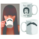 Lionel Richie Say You Say Tea Mug