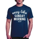 Lionel Richie Easy Like Sunday Morning Tee
